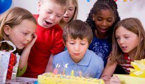 بازی های ساده و شاد برای جشن تولد کودکان