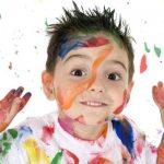 چگونه خلاقیت کودکمان را افزایش دهیم؟