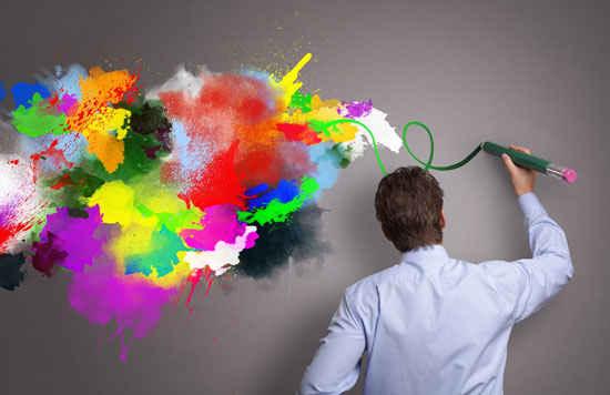 خلاق شو خلاقیت خود را تقویت کن