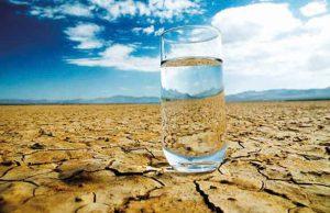 تشنگی آب