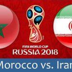 ایران 1 مراکش 0 پیش به سوی خلق حماسه!