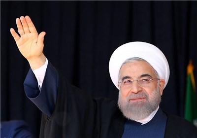 رئیس جمهور روحانی