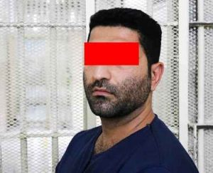 سعید صالحی قاتل وحید مرادی 3