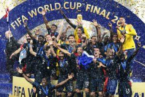 فرانسه قهرمان جام جهانی 2018