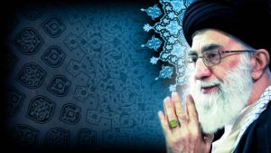 مثال رهبر انقلاب از بازی ایران اسپانیا عکس رهبر انقلاب