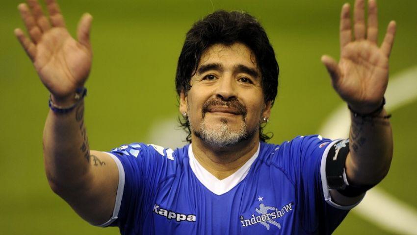 نظر جنجالی مارادونا درباره قهرمانی فرانسه
