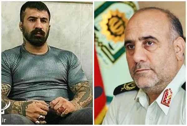 وحید مرادی پرونده ویژه پلیس تهران