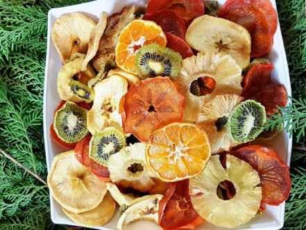کسب و کار خانگی تولید چیپس میوه