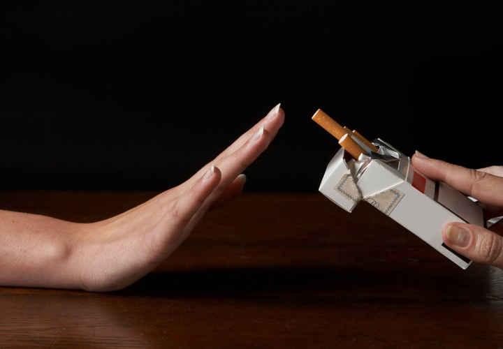 آداب سیگار کشیدن 1