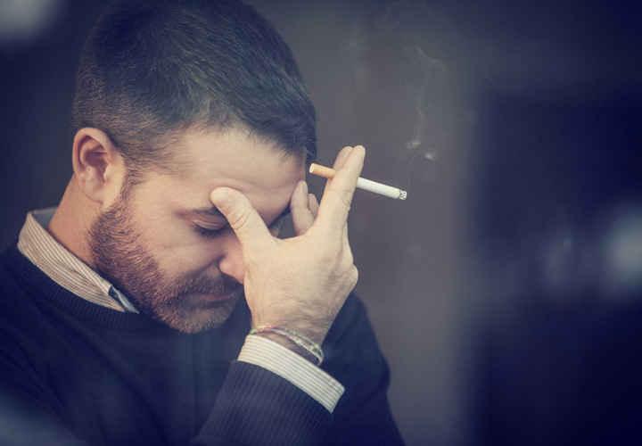 آداب سیگار کشیدن 2