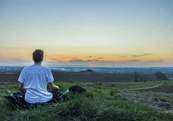 آرامش و راه رسیدن به آرامش