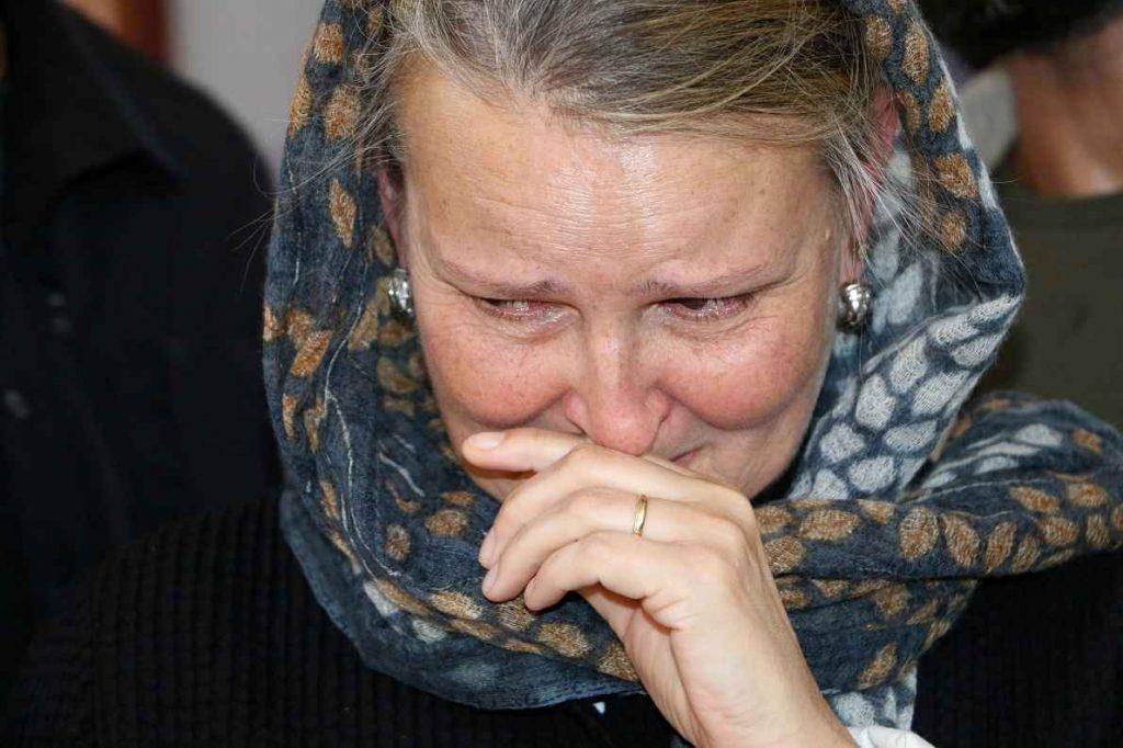 اشک نماینده سازمان ملل از جنایات عربستان