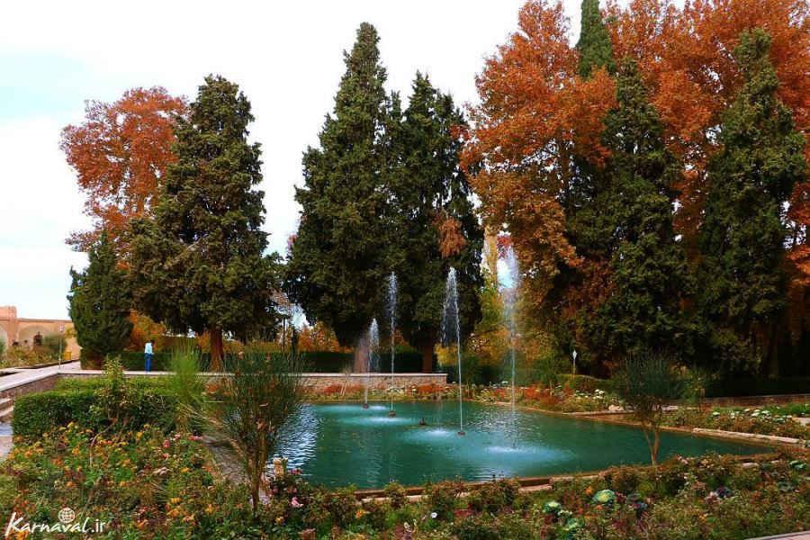باغ شاهزاده ماهان کرمان 3