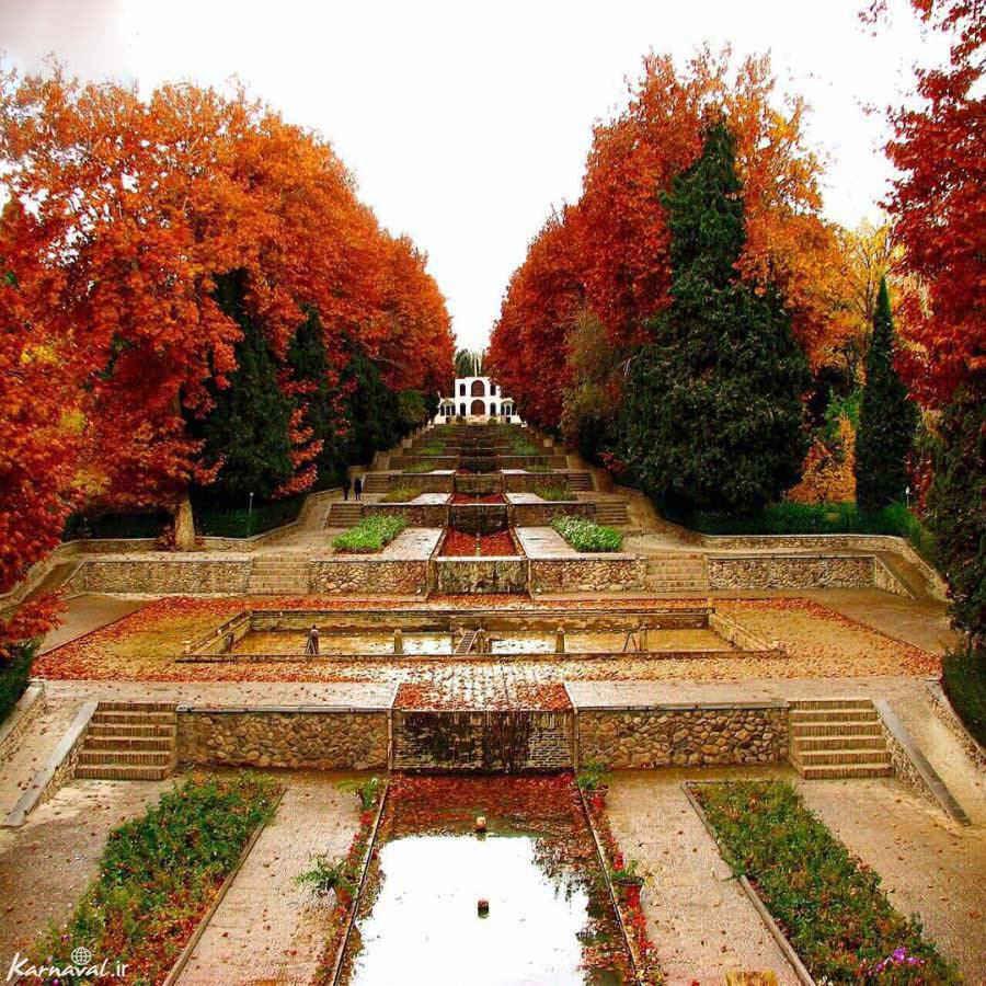 باغ شاهزاده ماهان کرمان 4