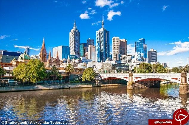 بهترین شهرهای جهان برای زندگی ملبورن استرالیا