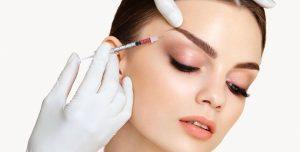تزریق بوتاکس عمل زیبایی