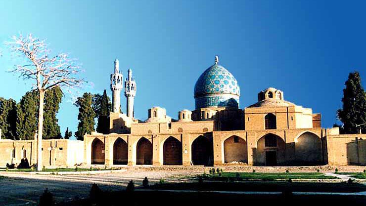 خانقاه شاه نعمت الله ولی
