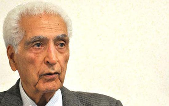 دکتر محمد علی اسلامی ندوشن از کافه نشینی می گوید