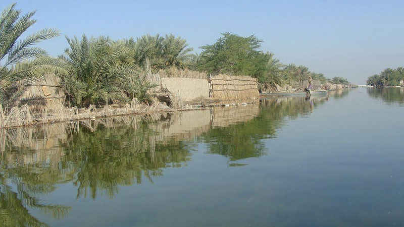 روستای سراخه ونیز ایران 4