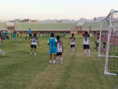 مدرسه فوتبال یزد