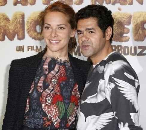 میترا طاهری ملیسا توریو و همسرش جمال دبوزی