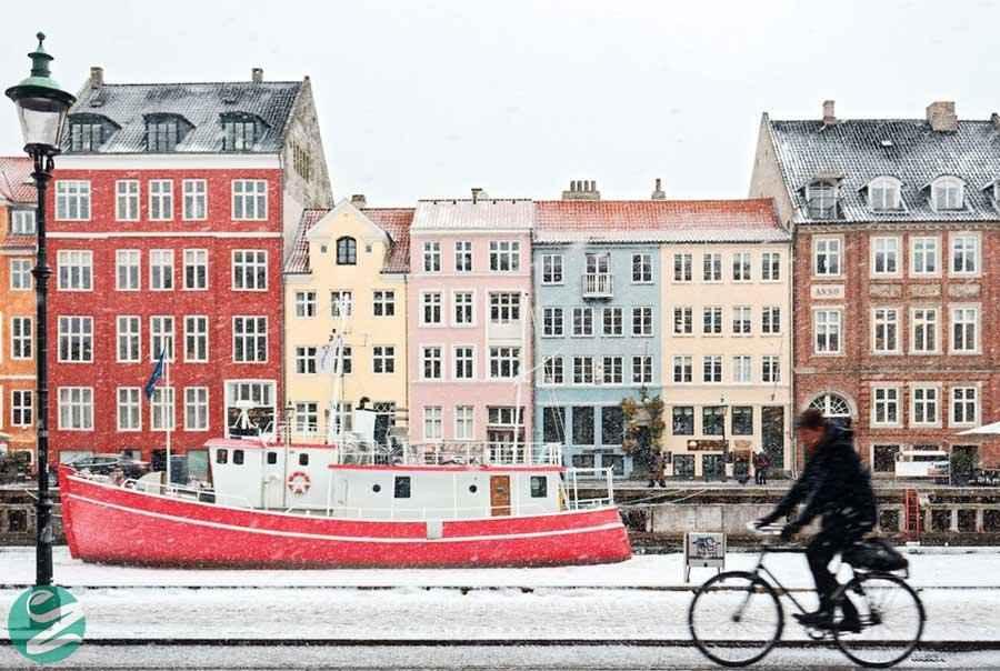 کشور دانمارک تعادل کار و زندگی