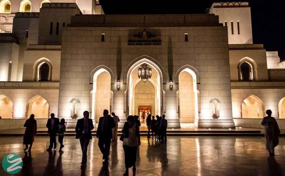 کشور عمان تعادل کار و زندگی