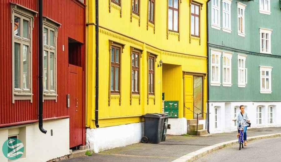 کشور نروژ تعادل کار و زندگی