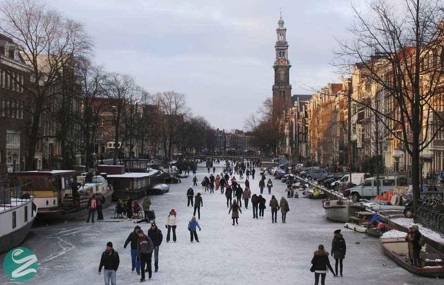 کشور هلند تعادل کار و زندگی