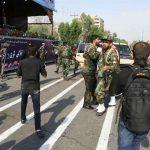جزئیات حمله تروریستی به رژه نیروهای مسلح در اهواز! + تصاویر