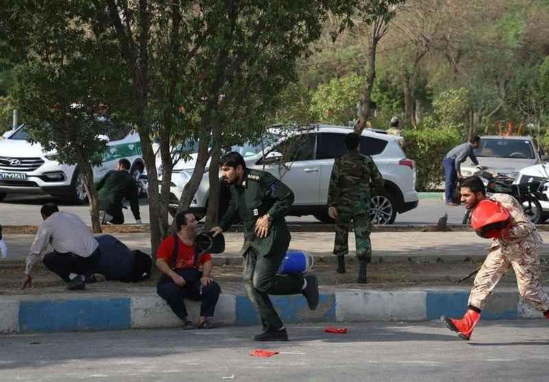 حمله تروریستی به رژه نیروهای مسلح در اهواز 3