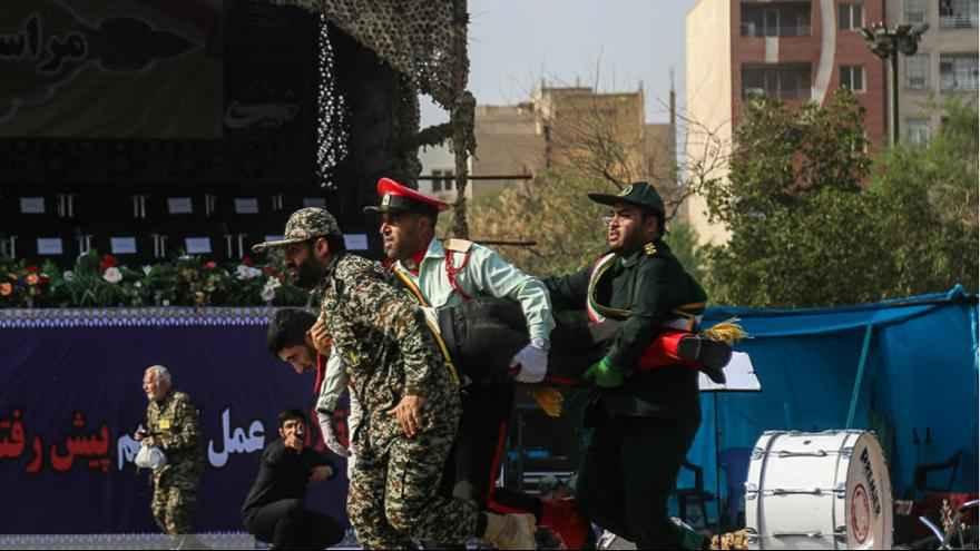 حمله تروریستی به رژه نیروهای مسلح در اهواز 4