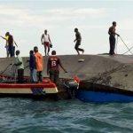 غرق شدن کشتی با 300 مسافر در تانزانیا + تصاویر