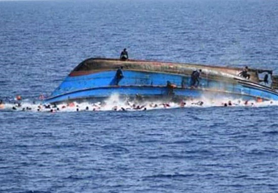غرق شدن کشتی 2