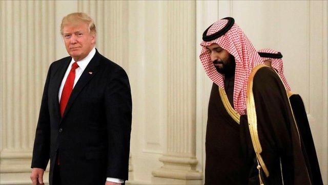 جمال خاشقجی بن سلمان و ترامپ