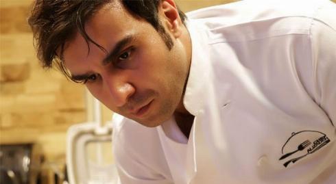 پژمان علیزاده کارشناس آشپزی برنامه دستپخت