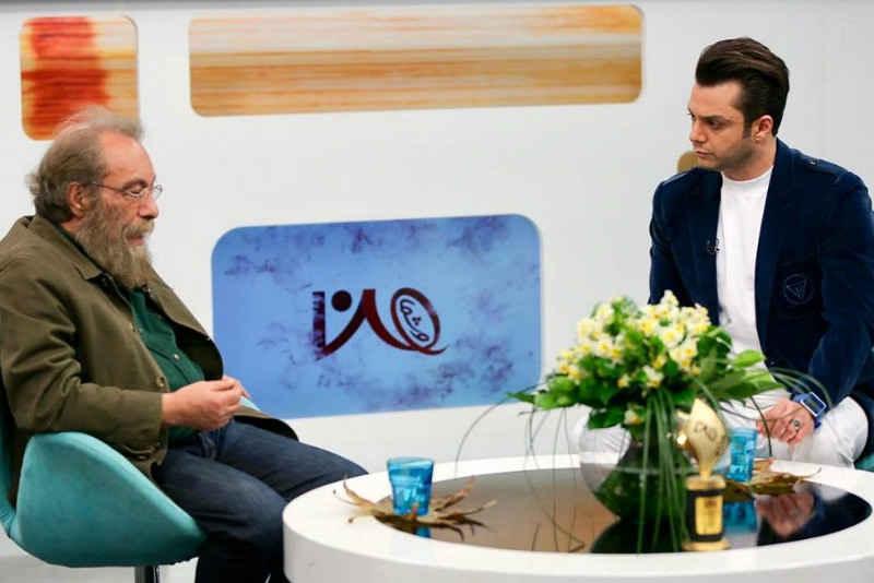 آرش ظلی پور و مسعود فراستی