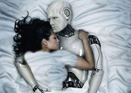 ازدواج با ربات 2