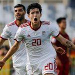 جام ملتهای آسیا ۲۰۱۹: ایران ۲ ویتنام ۰ (گام دوم)