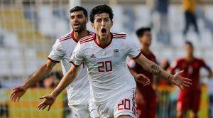 تیم ملی ایران جام ملت های آسیا سردار آزمون