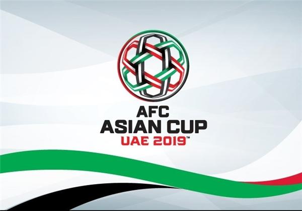 جام ملت های آسیا لوگو