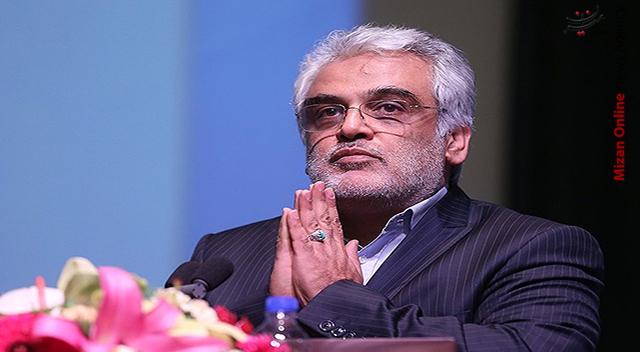 حضور رئیس دانشگاه آزاد در جمع دانشجویان طهرانچی