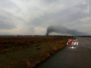 جزئیات سقوط هواپیمای بوئینگ در صفا دشت تهران! + تصاویر