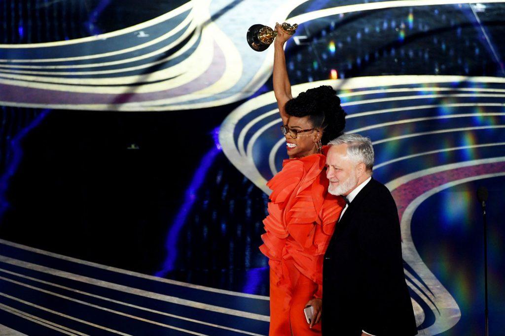 برنده اسکار بهترین طراحی لباس پلنگ سیاه