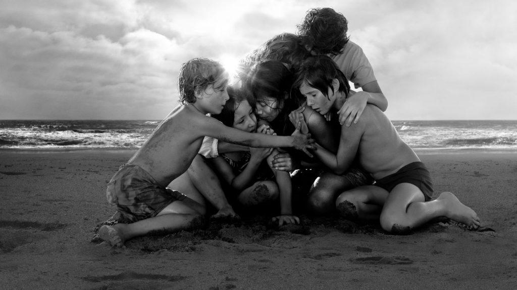 برنده اسکار 2019 برای بهترین فیلم غیرانگلیسی زبان روما از مکزیک