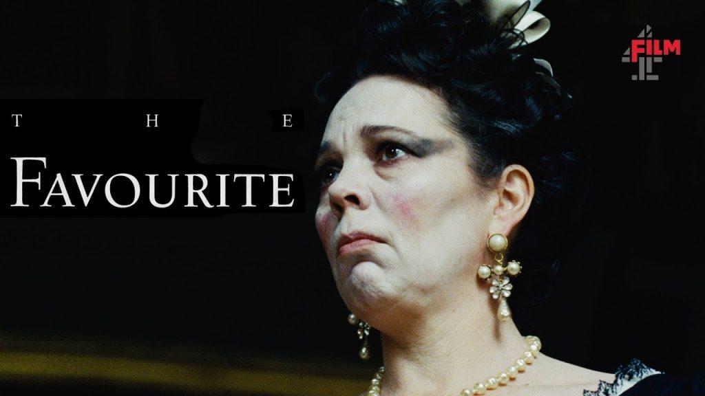 برنده جایزه اسکار 2019 برای بهترین بازیگر نقش اول زن اولیویا کولمن برای فیلم محبوب