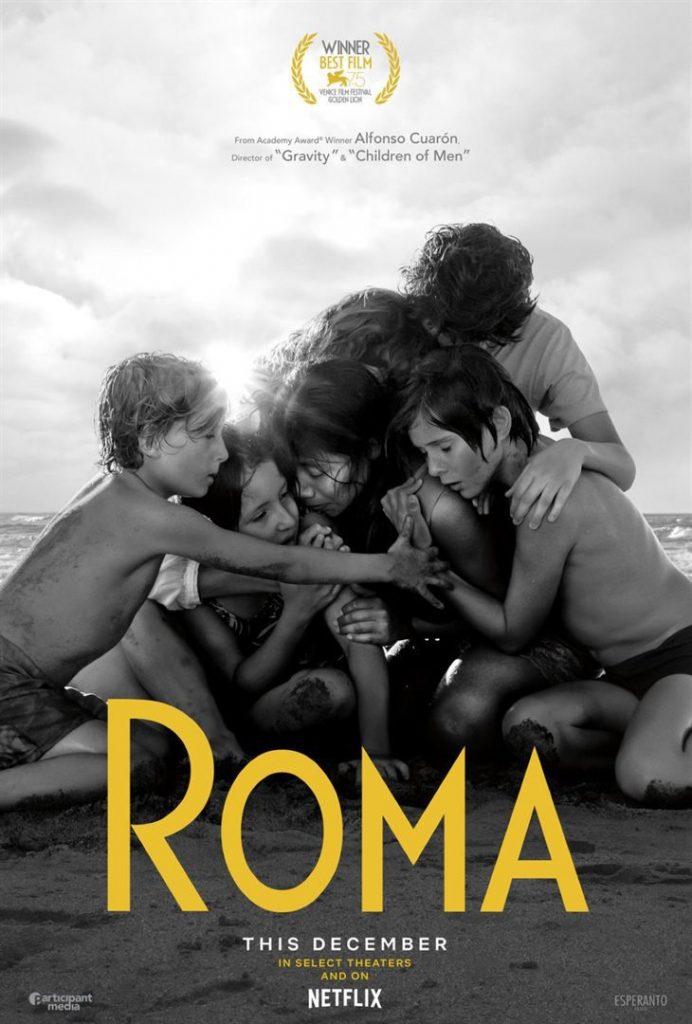 برنده جایزه اسکار 2019 برای بهترین فیلمبرداری روما