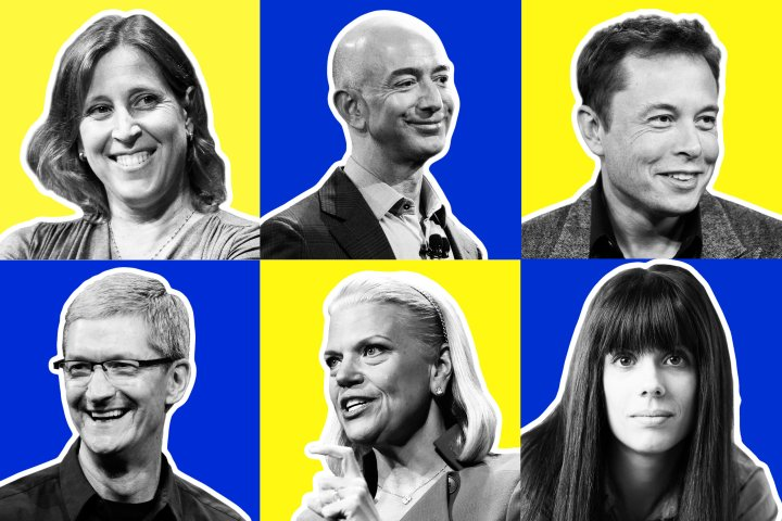 تأثیرگذارترین افراد حوزه فناوری از نگاه مجله تایم