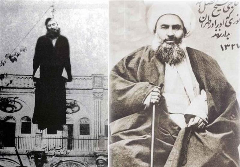 سید حسن تقی زاده مسبب شهادت شیخ فضل الله نوری