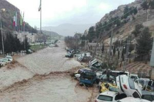 سیل شیراز 1
